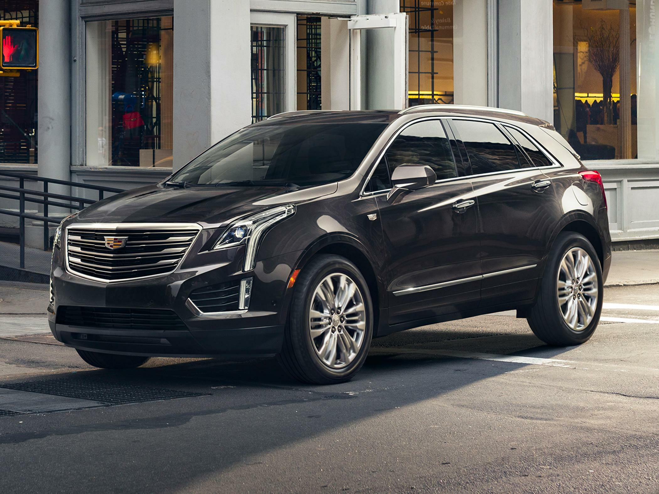 New 2018 Cadillac XT5 Price Photos Reviews Safety