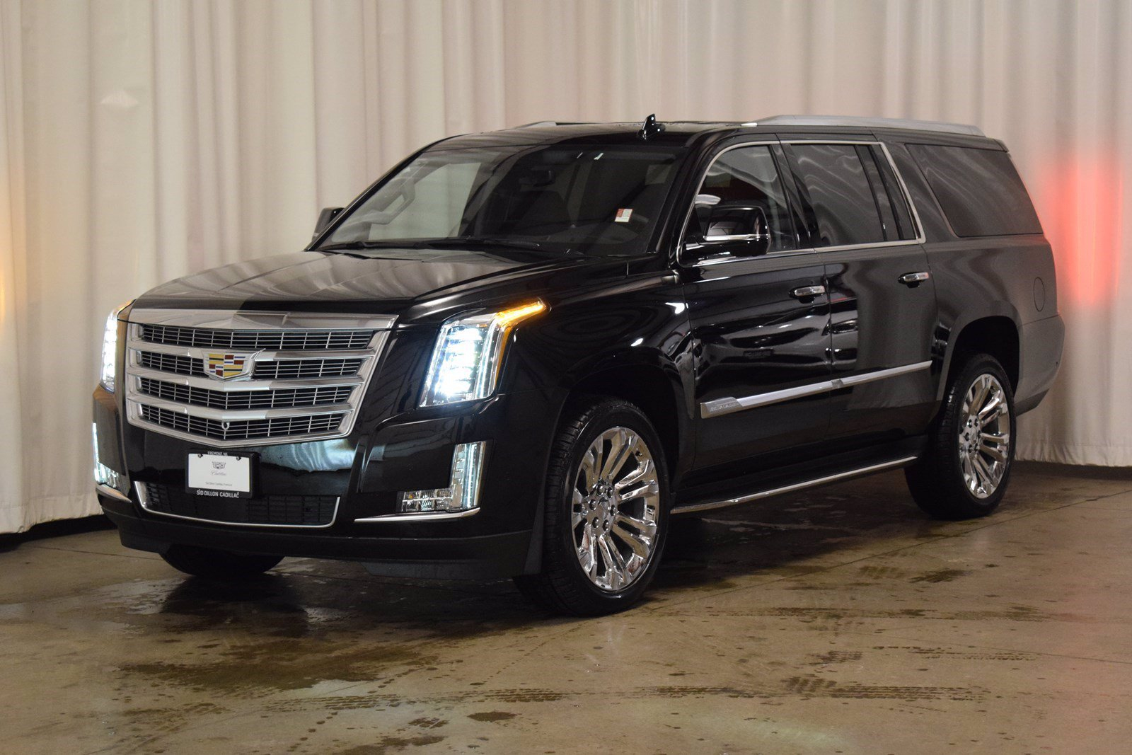 2020 Cadillac Escalade ESV Owners Manual