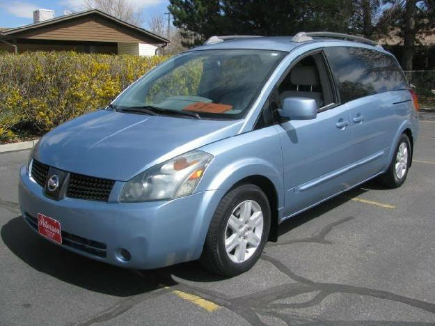 2003 Nissan Quest Perfect Nissan