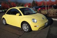 2003 Volkswagen Beetle Yellow STOCK 14 1121B YouTube