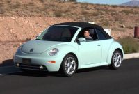 2004 Volkswagen Beetle GLS Turbo Convertible Test Drive