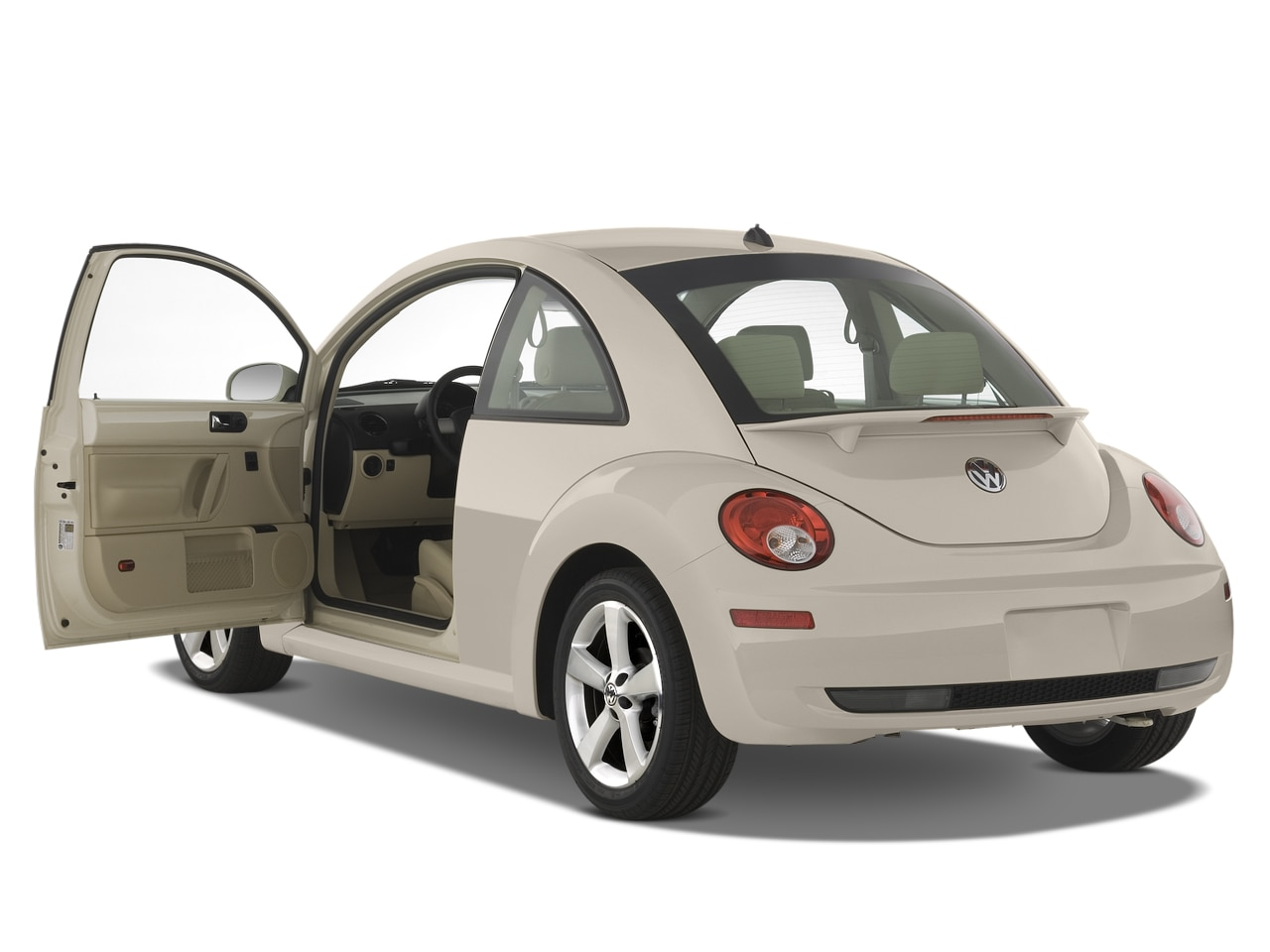 2008 Volkswagen Beetle Owners Manual