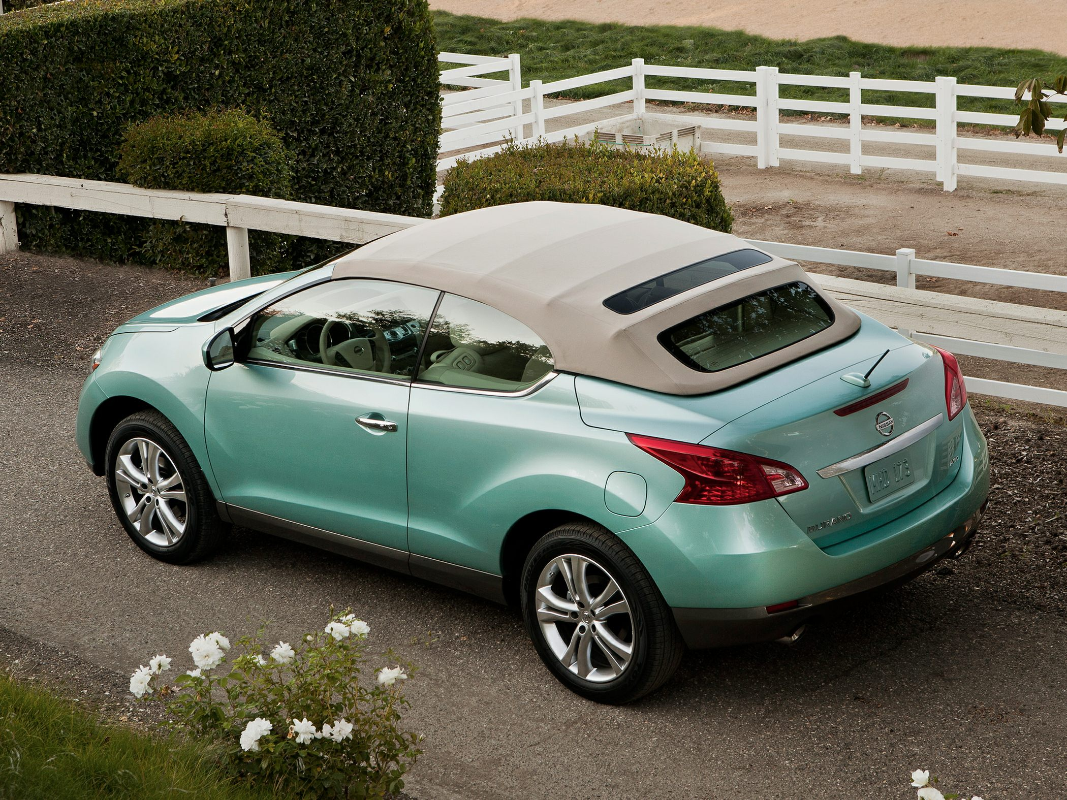 2011 Nissan Murano CrossCabriolet Price Photos Reviews