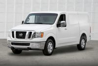 2021 Nissan NV Cargo NV3500 HD SV V8 3dr Rear wheel Drive