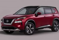 2021 Nissan Rogue First Look Review