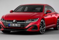2021 Volkswagen Arteon Debuts With Shooting Brake R