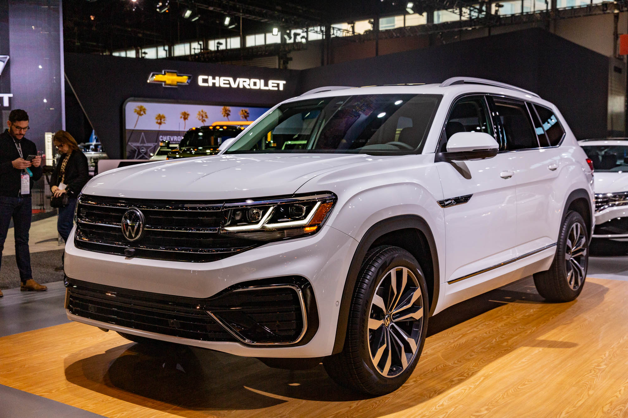 2021 Volkswagen Atlas Owners Manual