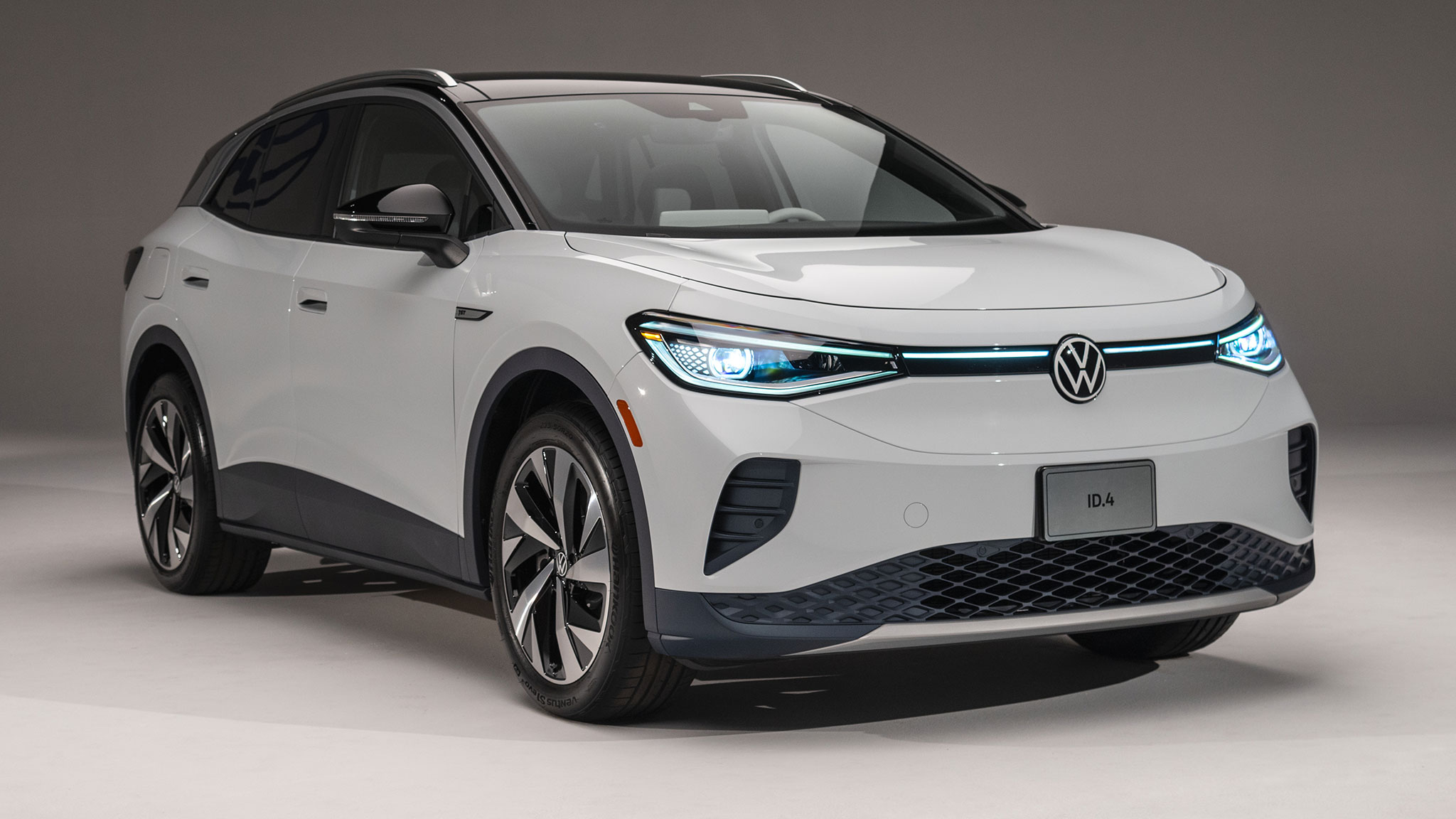 2021 Volkswagen ID.4 Owners Manual