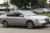 Nissan Maxima 2000 2003 Problems Fuel Economy Handling