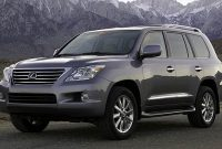 2009 Lexus LX 570 Test Drive Review CarGurus