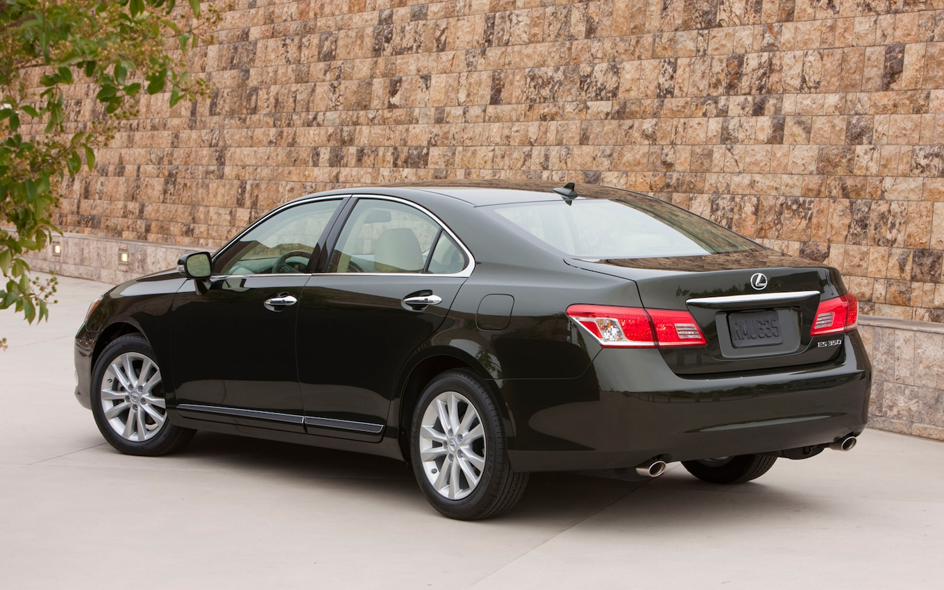 2011 Lexus ES 350 Owners Manual