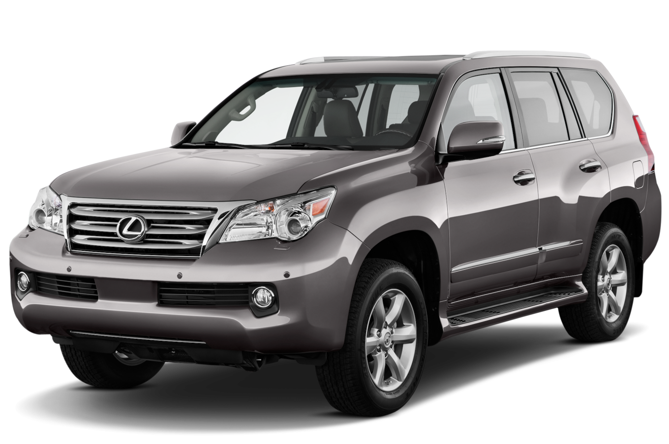 2011 Lexus GX 460 Owners Manual