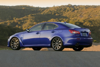 2012 Lexus IS F Price Photos Reviews Features