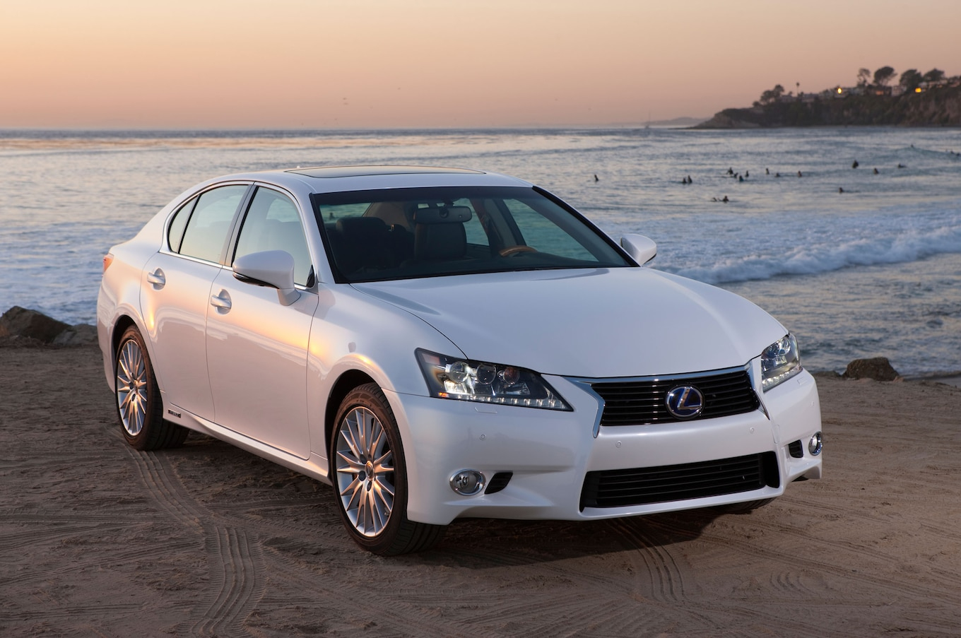 2013 Lexus GS 450h Owners Manual