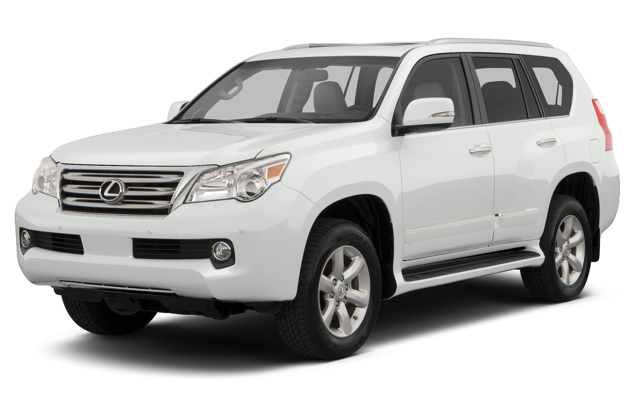 2013 Lexus GX 460 Owners Manual