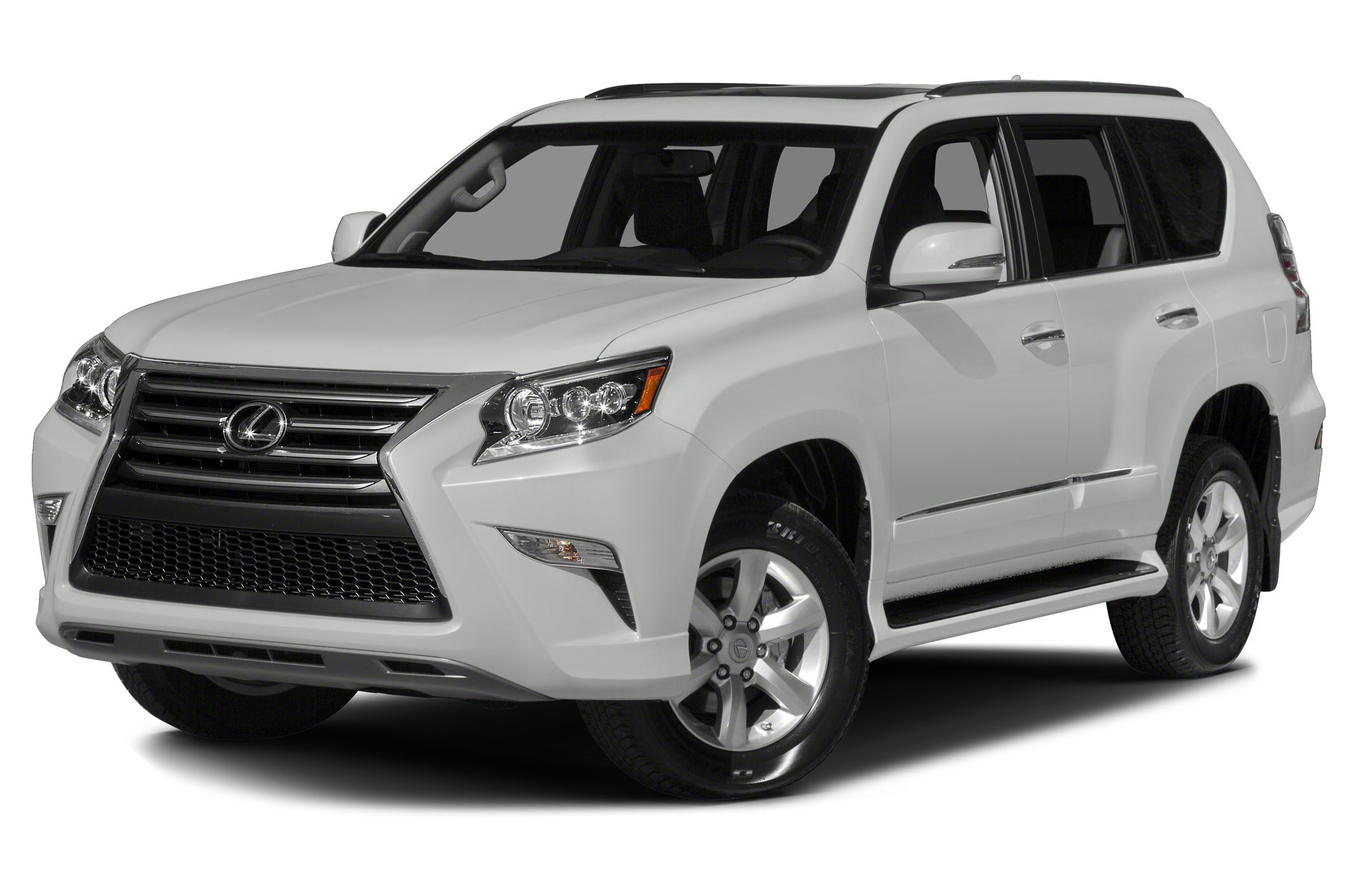2015 Lexus GX 460 Owners Manual