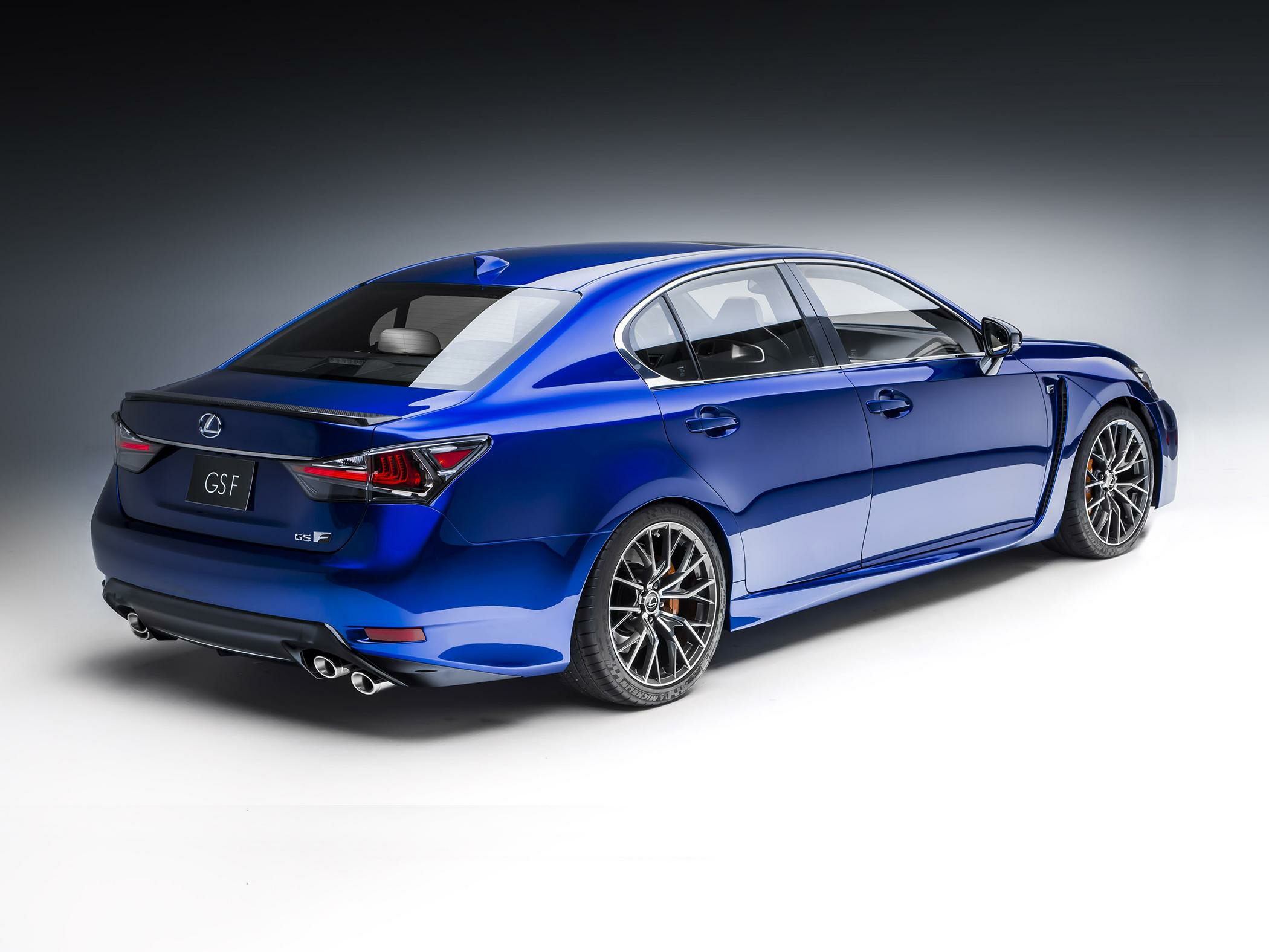 2016 Lexus GS F Owners Manual