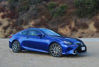 2016 Lexus RC 350 F Sport One Week Review Automobile