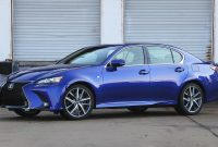 2017 Lexus GS 350 Review Low On Sport High On Value