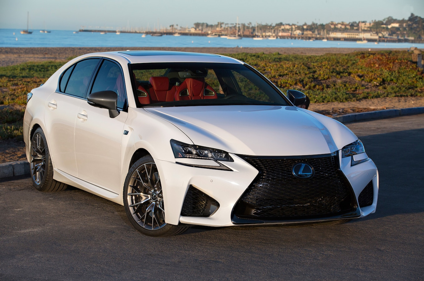 2017 Lexus GS F Owners Manual