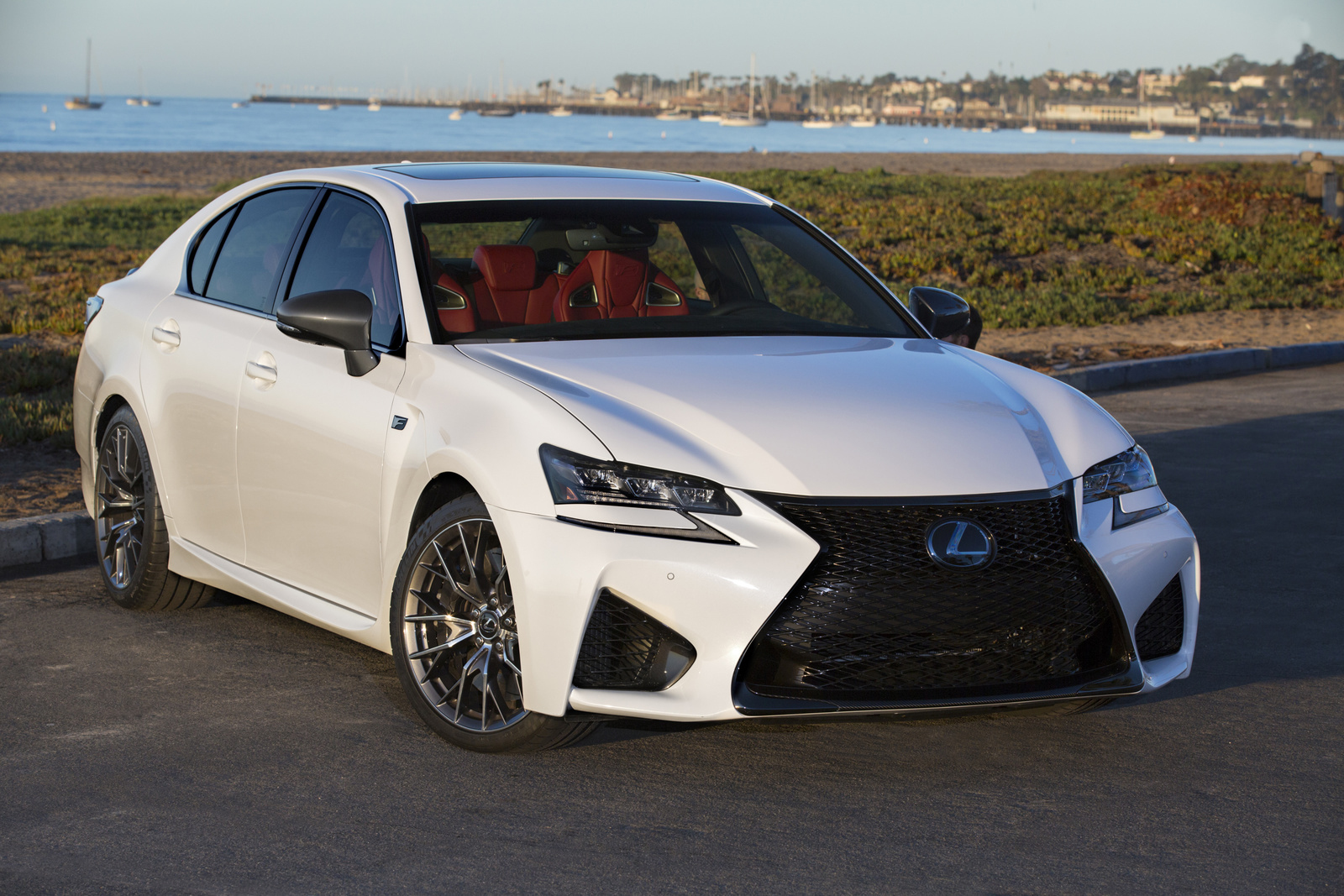 2018 Lexus GS F Owners Manual