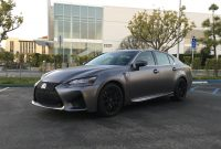 2019 Lexus GS F 10th Anniversary Review Delightfully