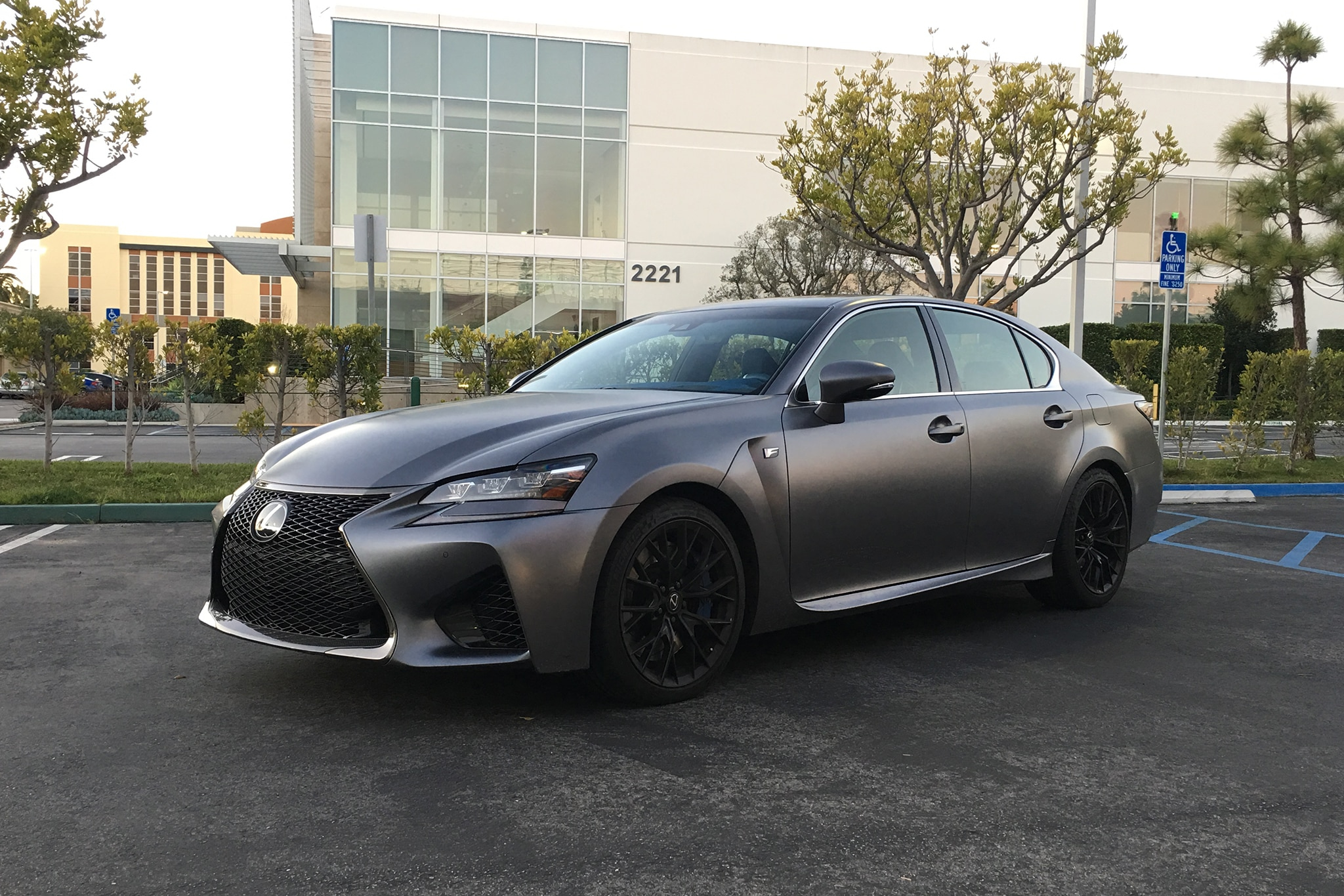 2019 Lexus GS F Owners Manual