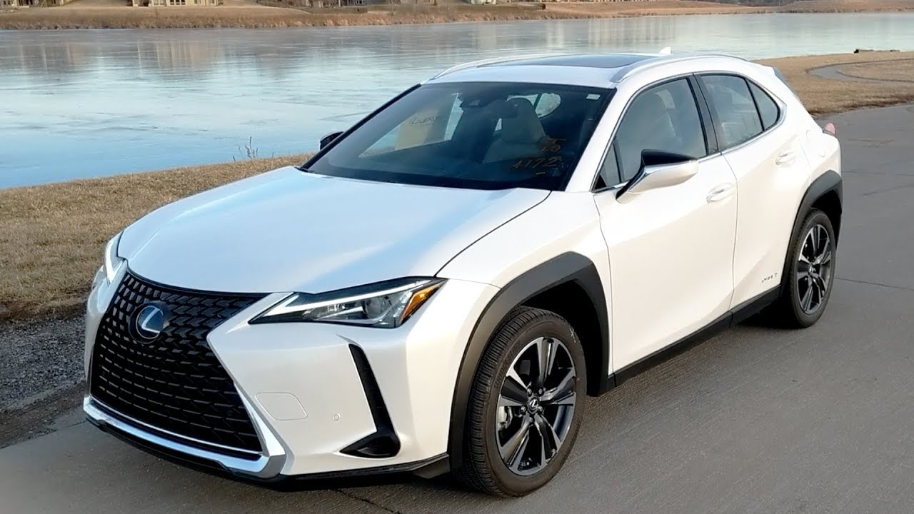 2019 Lexus UX 250h Review AWD HYBRID STYLE YouTube