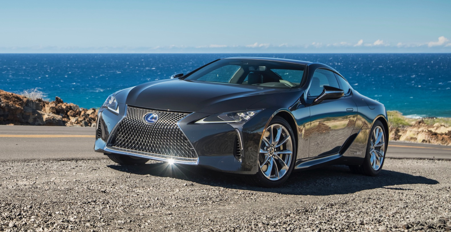 2020 Lexus LC 500h Review A Sporty And Sexy Hybrid The