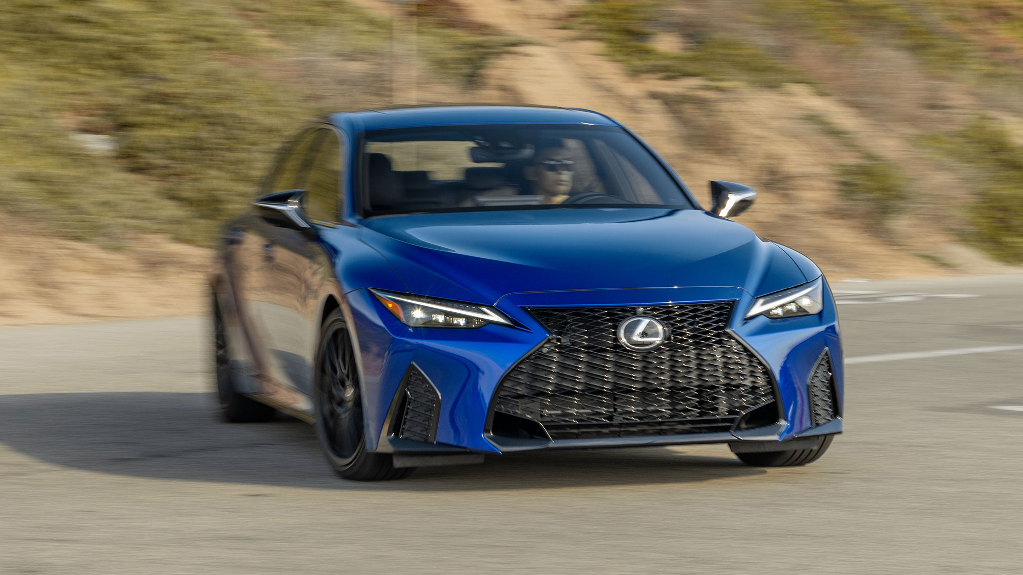 2021 Lexus IS 350 RWD F Sport First Drive Review