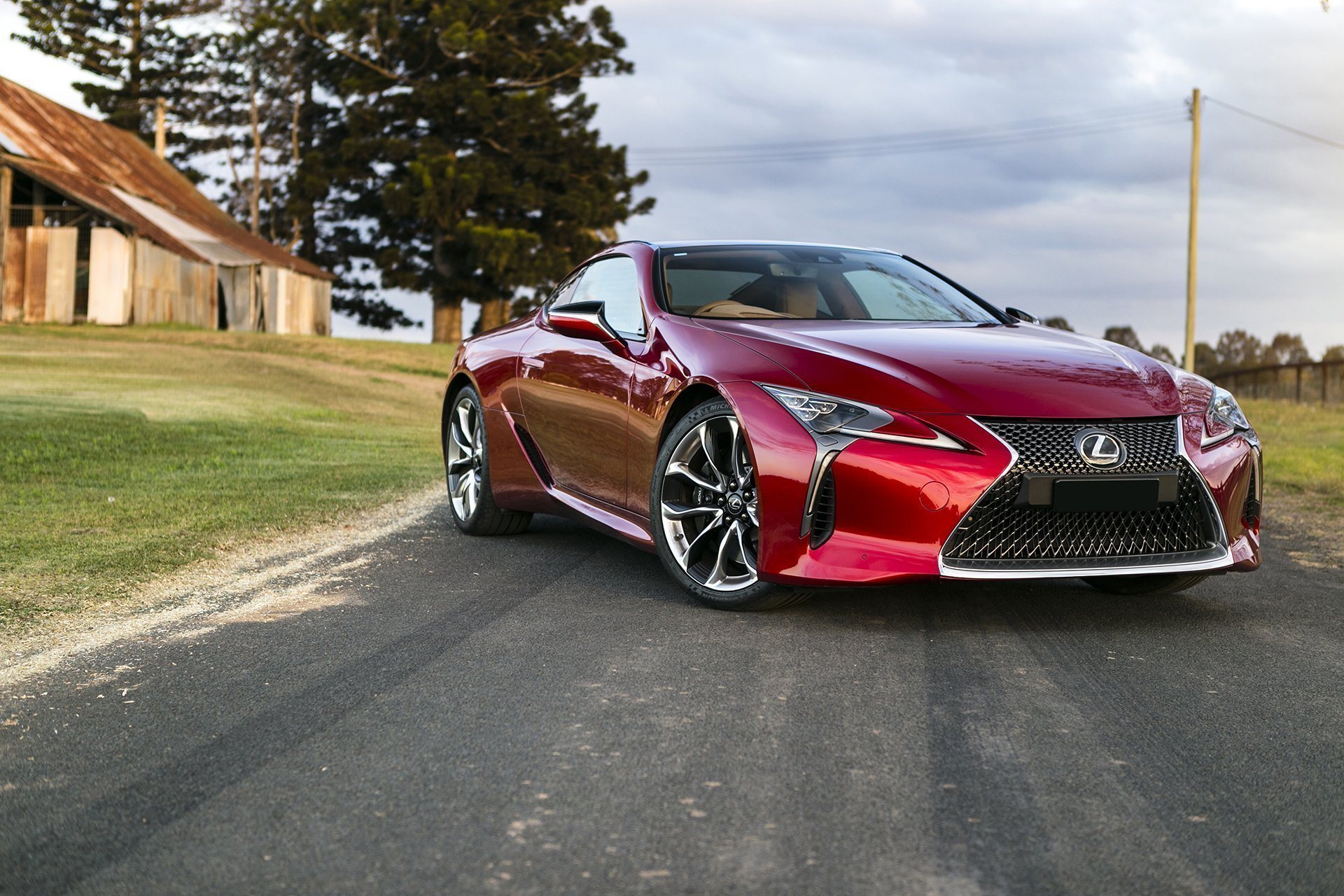 2019 Lexus LC 500 Owners Manual