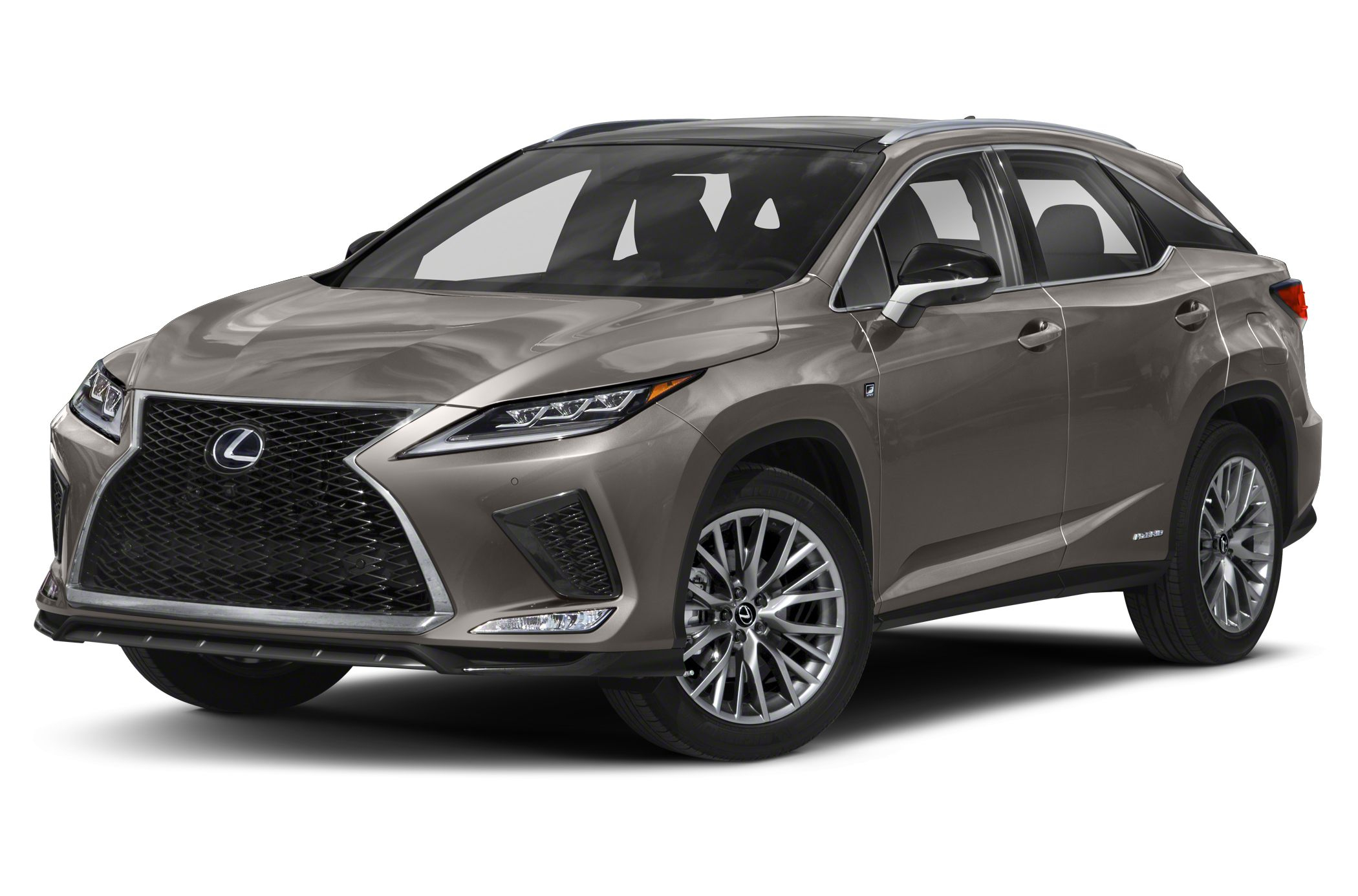 Great Deals On A New 2020 Lexus RX 450h F SPORT