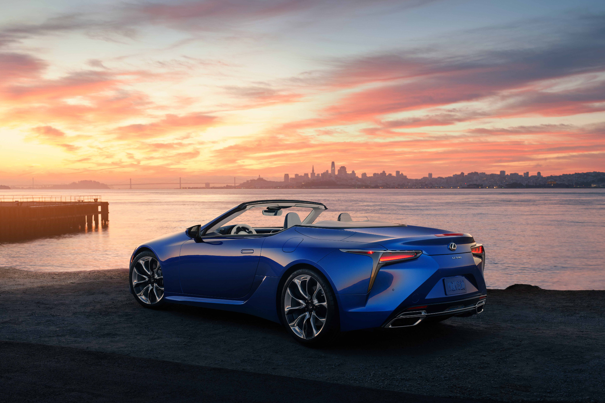 Lexus LC 500 Goes Topless For 2021 News Cars