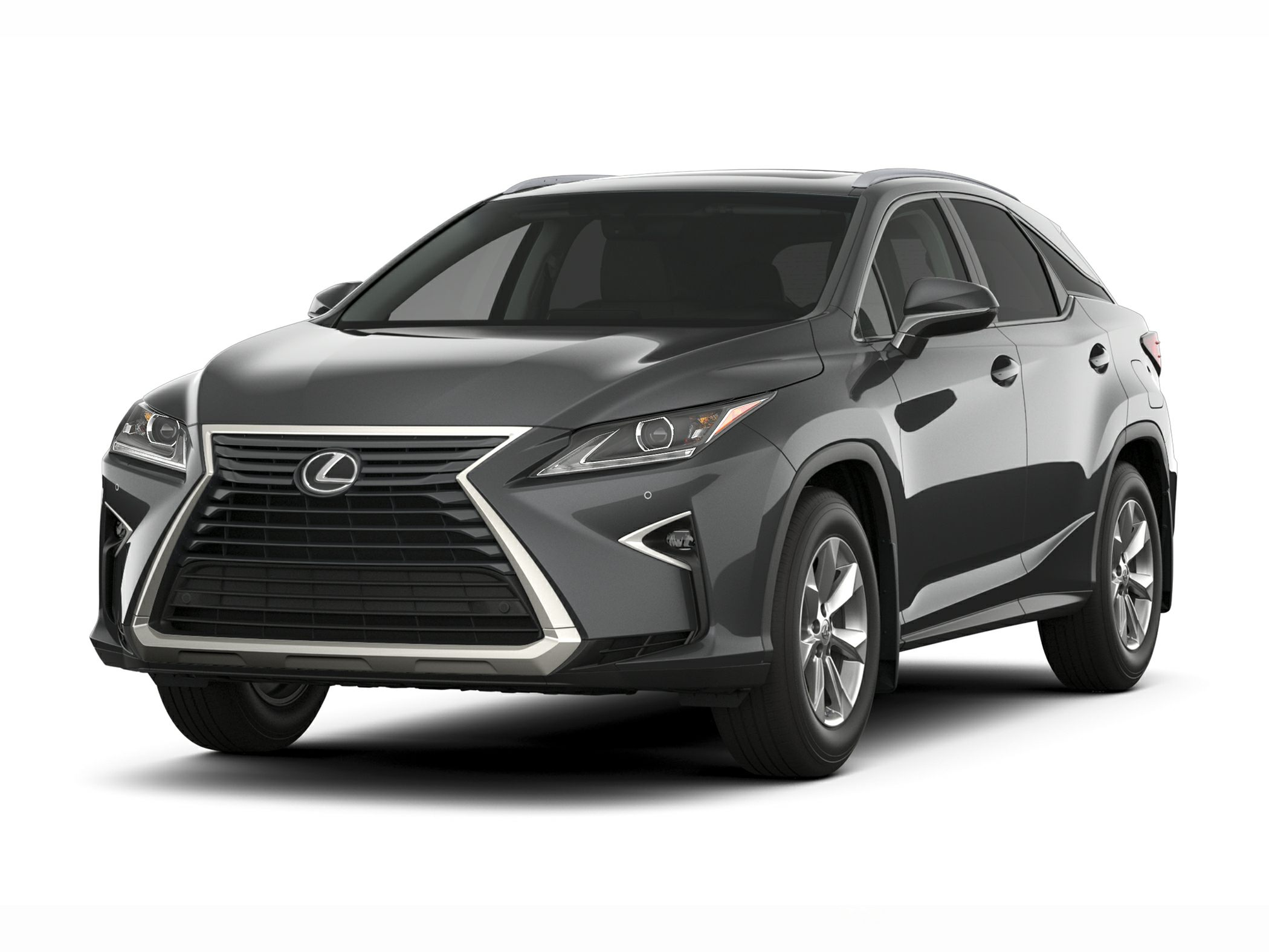 2018 Lexus RX 350h Owners Manual