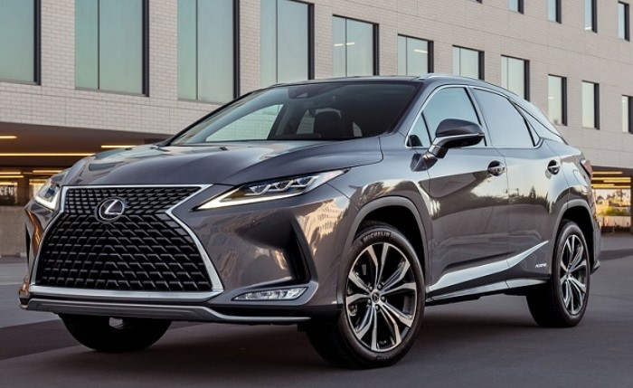 New 2021 Lexus RX 350 Changes Release Date Price 2021
