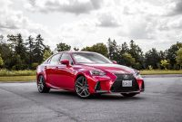 Review 2018 Lexus IS 350 AWD CAR