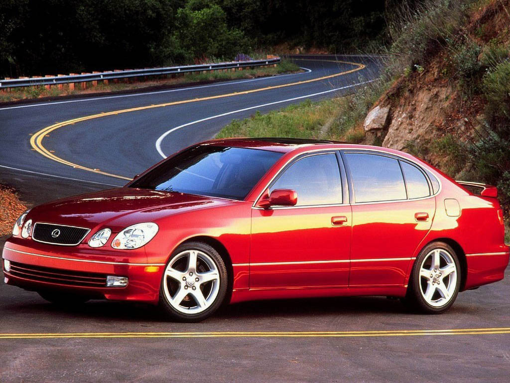 2000 Lexus GS 400 Owners Manual