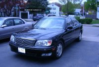 2000 Lexus Ls 400 Platinum Edition