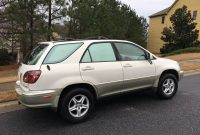 2000 Lexus RX 300 For Sale By Owner In Cumming GA 30041