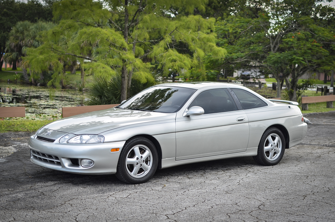 2000 Lexus SC 300 Owners Manual