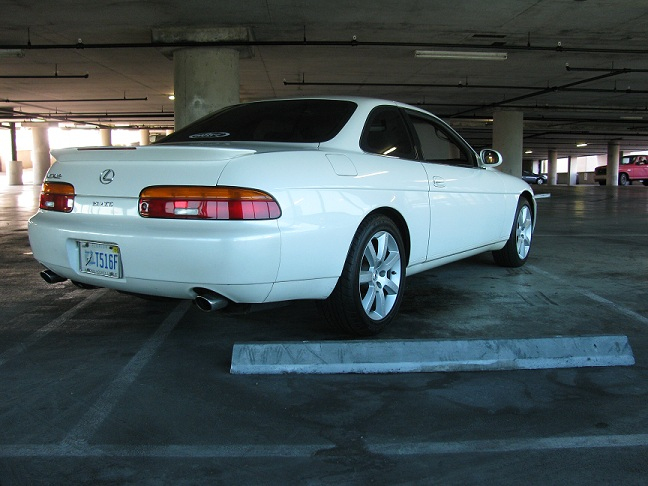2000 Lexus SC 400 Owners Manual