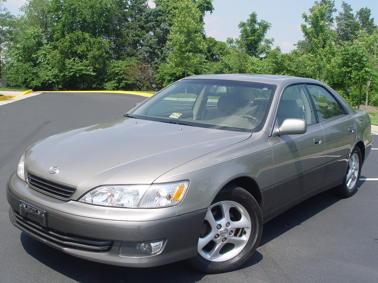 2001 Lexus ES 300 Owners Manual