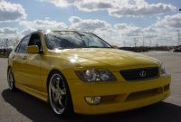 2001 Lexus IS 300 Overview CarGurus