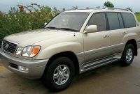 2001 Lexus Lx 470 Photos Informations Articles