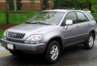 2001 Lexus RX 300 Information And Photos MOMENTcar