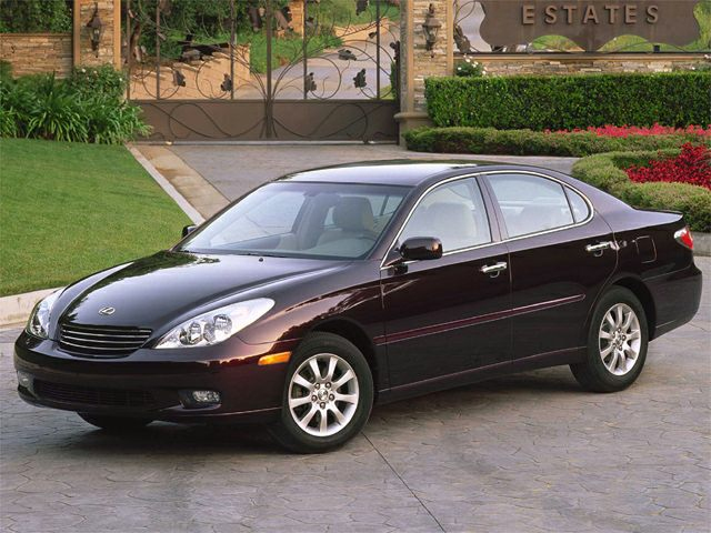 2002 Lexus ES 300 Owners Manual