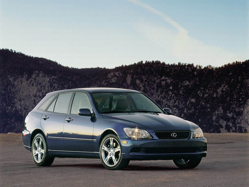 2002 Lexus IS 300 Owners Manual