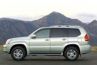 2003 Lexus Gx 470 Photos Informations Articles