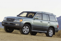 2003 Lexus LX 470 Overview Cars