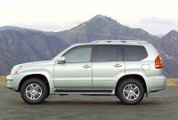 2004 Lexus GX 470 Overview Cars